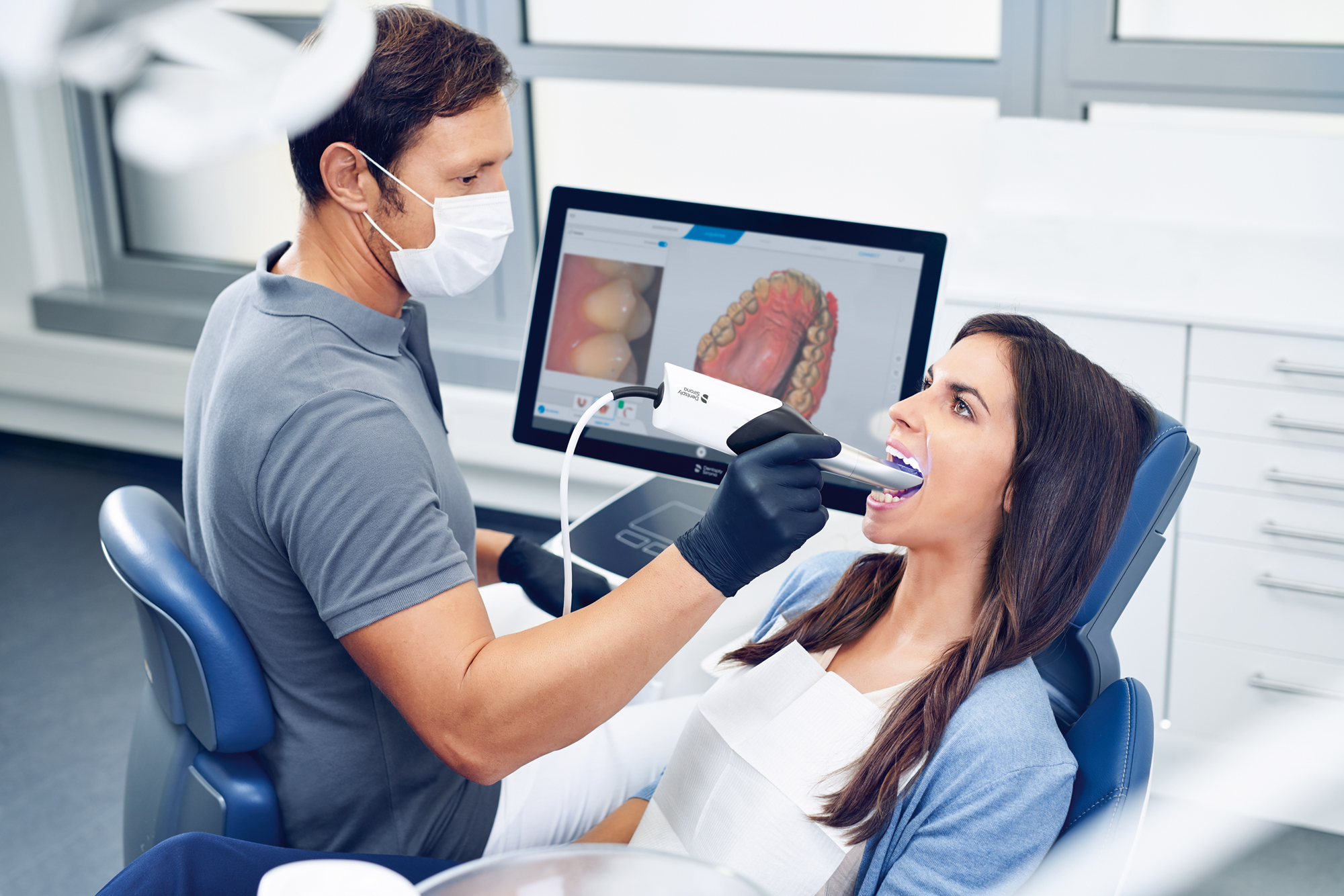 New Intraoral Scanner From Dentsply Sirona Primescan